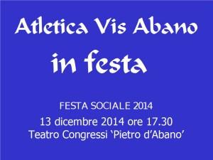 festa sociale2014